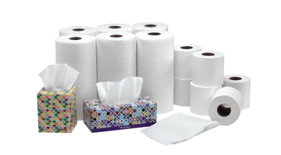 Private label paper products from US Alliance Paper